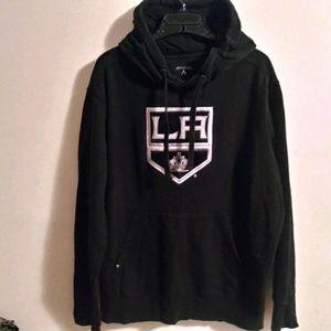 Los Angeles Kings Antigua NHL Hoodie Size Large